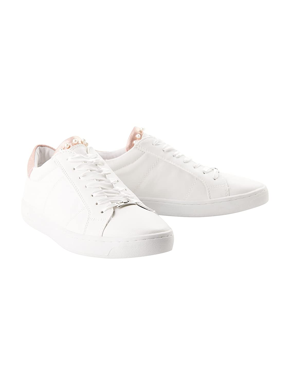 TOM TAILOR Damen 4892603 Sneaker Weiß (White) 41 EU: Amazon