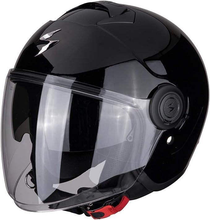 Scorpion Motorrad Helm Exo City Mattschwarz Größe Xxxl Auto