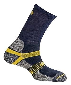 Mund Socks Calcetín Antibacteriano y terapéutico Trekking Verano CERVINO montaña Unisex: Amazon.es: Deportes y aire libre