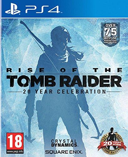 Price comparison product image Third Party - Rise of the Tomb Raider - 20ème anniversaire : édition artbook Occasion [ PS4 ] - 5021290074774