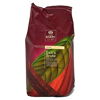 Cacao Barry Cocoa Powder 100% Extra Brute