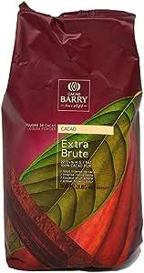 Barry Callebaut extra Brute cacao en polvo 1kg