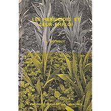 Les herbicides et leur emploi