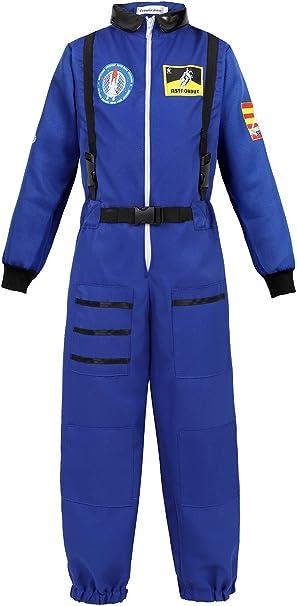 Amazon.com: Disfraz de astronauta para niños y niñas: Clothing