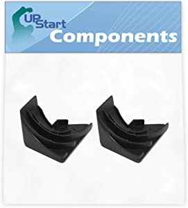 2-Pack WD8X228 Dishwasher Corner Gasket Replacement for General Electric GSD3400G00BB Dishwasher - Compatible with WD8X228 Tub Corner Baffle