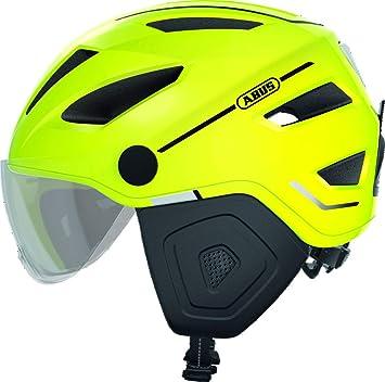 Abus Pedelec 2.0 Ace Casco, Signal Yellow 2019 Casco de Bicicleta ...