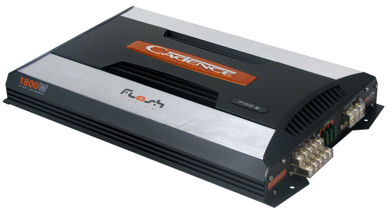 Cadence Acoustics F100 5 1800 Watt Peak Channel Class Sra18002 1800w 2 Car Amplifier Power Amp 4 Gauge Wiring Kit Ab Cell Phones Accessories