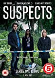 Suspects (Series 1 & 2) - 3-DVD Set ( Suspects - Series One and Two ) [ NON-USA FORMAT, PAL, Reg.2 Import - United Kingdom ]