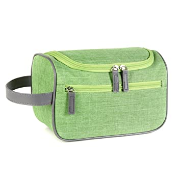 991d1251fafc Amazon.com : LtrottedJ Women Beauty Travel Cosmetic Bag Girl Fashion  Multifunction Makeup Pouch (D) : Beauty