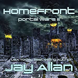 Homefront Audiobook