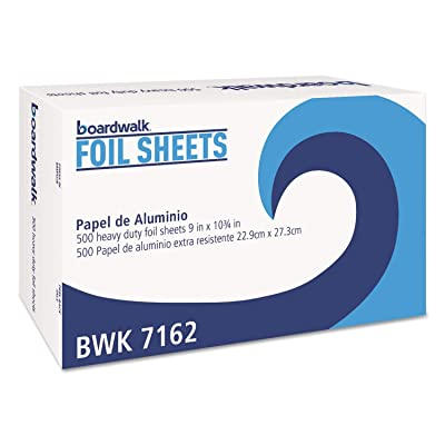 BWK7162 - Standard Aluminum Foil Pop-Up Sheets: Industrial & Scientific