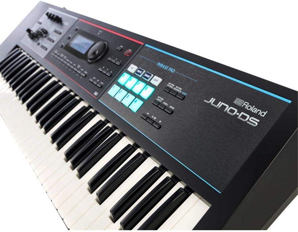 Roland Juno DS-61 JUNO-Di-Synthesizer-Sounds: Amazon.es ...
