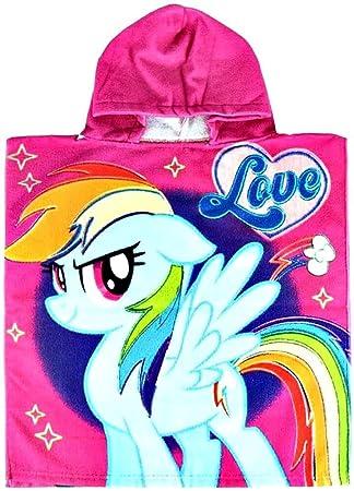 Artesania Cerda 2200002814 My Little Pony-2200002814 Toalla Playa y Piscina