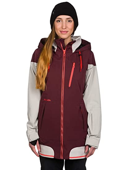 6b1a4437f Amazon.com : Armada Gypsum Jacket - Women's - Fig : Sports & Outdoors