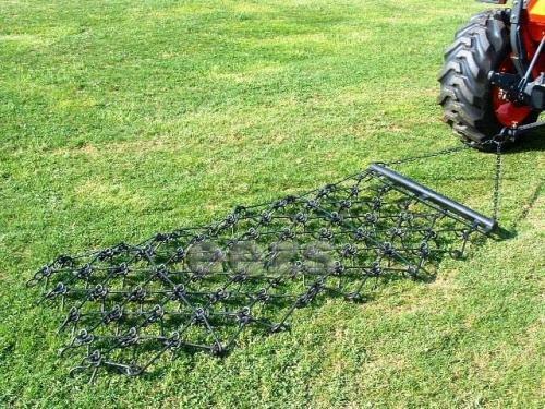 Chain Harrow - 4' x 6' Variable Action Drag Chain Harrow by Neat Attachments
