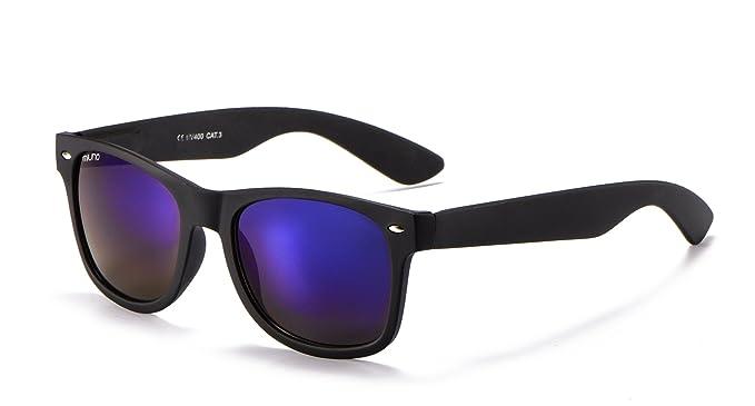 Miuno - Gafas de sol - Wayfarer - para hombre ...