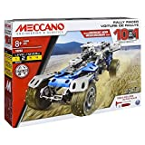 models for 8 year old boys - Meccano 10M Set Motorized Car Building Kit
