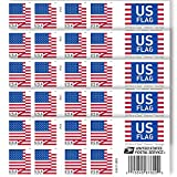 US Flag Forever Postage Stamps for 2018 Version - 100 Stamps - Pack of 5