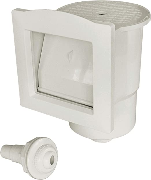 Interline 57600001 Set Mini Skimmer Boquilla Acero Pared Platillos ...