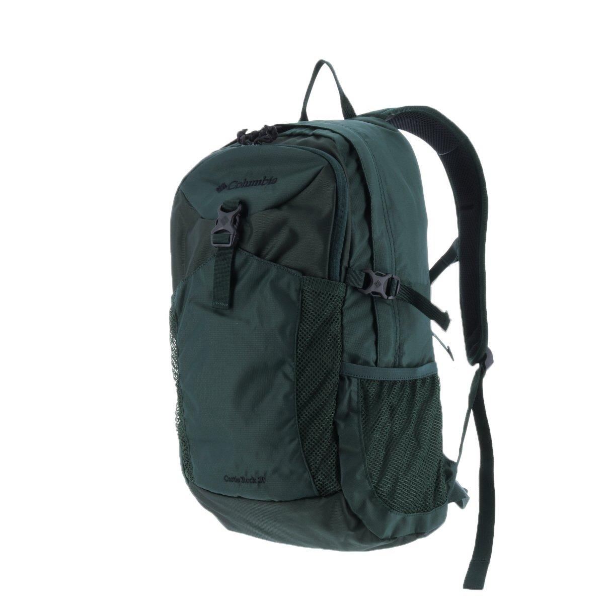 (コロンビア) Columbia リュックサック デイパック [Castle Rock 20L Backpack II] B07CKMWBK3 4.スプルース 4.スプルース