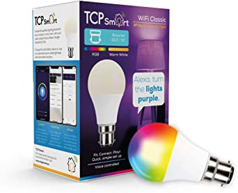 TCP Smart Wi Fi LED Lightbulb Classic