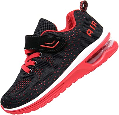 Little Kid//Big Kid AEONSHI Kids Athletic Running Tennis Shoes Comfortable Sport Air Sneakers for Boys and Girls
