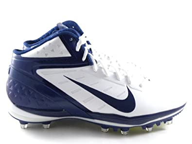uk availability 703c5 d08d2 Nike Alpha Talon Elite 3 4 White Navy