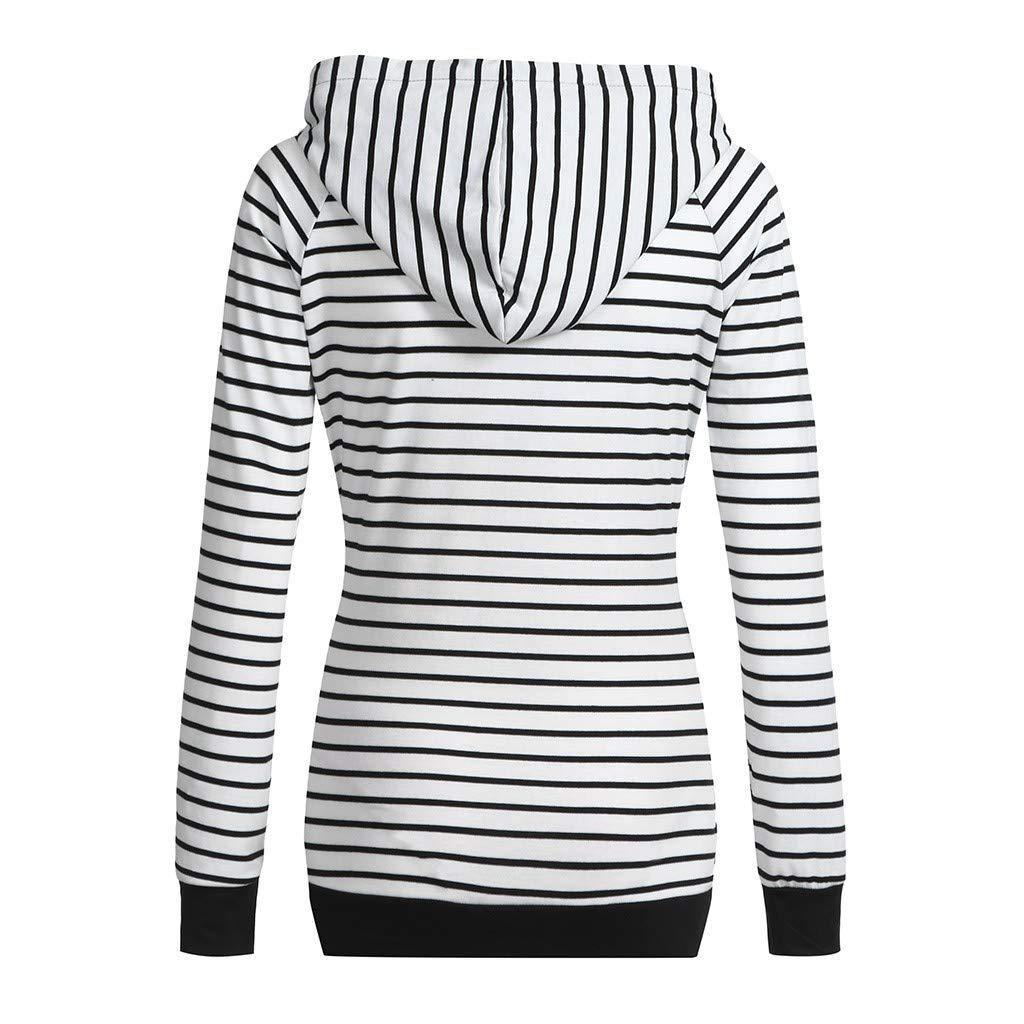 Sonnena Women Breastfeeding Pullover Hoodies Sweatshirts for Ladies Maternity Nursing Tops Comfortable Womens Top Long Sleeves Clothes