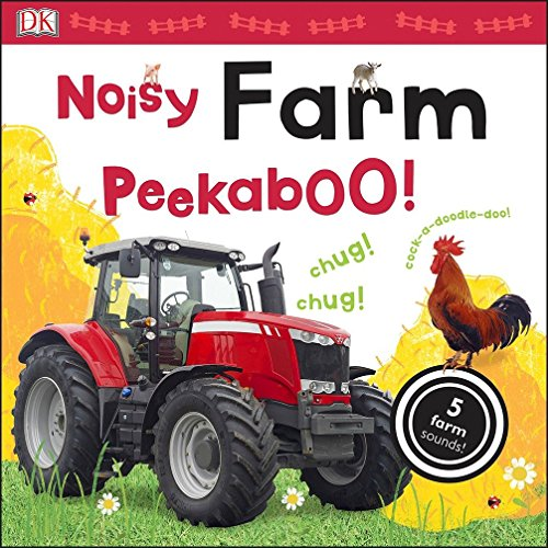 Noisy Farm Peekaboo!: 5 Farm Sounds! (Noisy Peekaboo!) ()