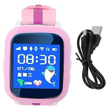 Smart Kid Watch Posicionamiento SOS Anti-Lost WiFi GPS ...