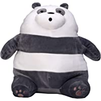We Bare Bears Sitting Panda Bear Plush 30 cm
