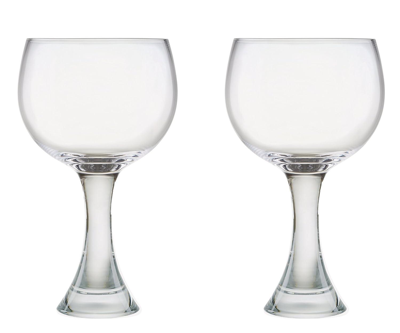 Anton Studio Designs Manhattan Gin Glasses, Transparent, Set of 2 ASD10279
