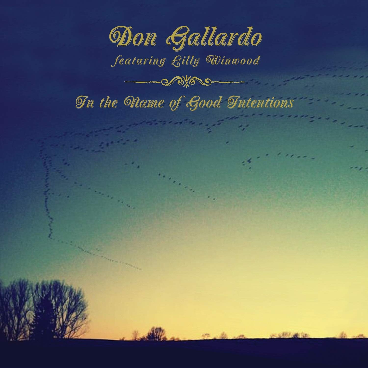 Don Gallardo In The Name Of Good Intentions Amazon Com Music