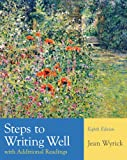 Bundle: Steps to Writing Well with Additional Readings, 8th + Enhanced InSite Printed Access Card, Jean Wyrick, 0538455470