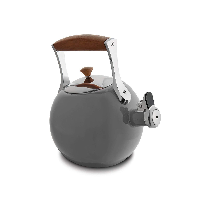 Nambé MT1109 Meridian Slate Tea Kettle,