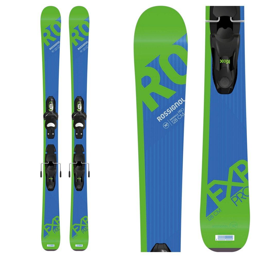 2018 Rossignol Experience Pro JR 80cm Skis w/ Kid X4 Bindings by Rossignol