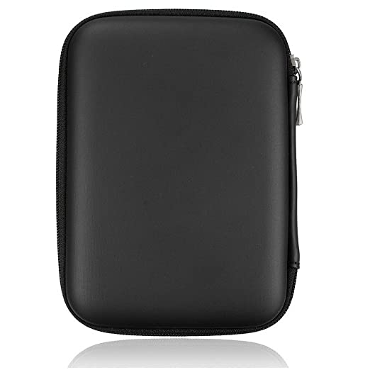 239 opinioni per SecretRain Hard disk portatile antiurto Custodia con zip 2.5HDD, colore: nero
