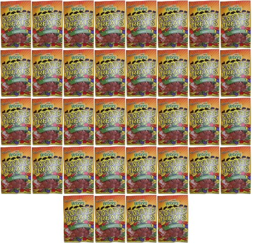 Marshall Peter's Nature Treats, Papaya Pieces 6.41Lb (36 x 2.85oz)