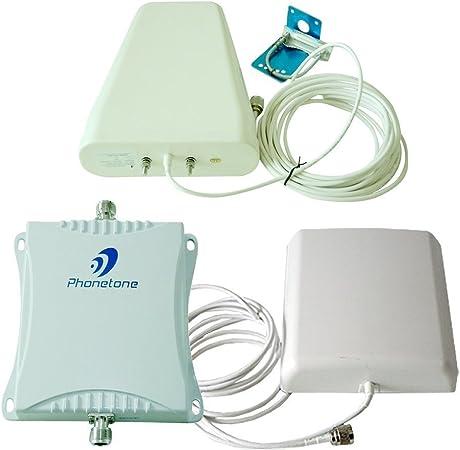 Phonetone 900mhz/1800MHz 70db GSM 2G Amplificador de señal ...