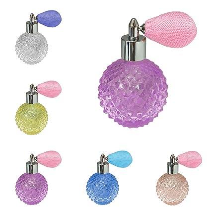 zreal atomizador de riego de botella de perfume de las mujeres de 100 ml Breve botellas