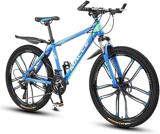 XHCP Bicicleta de montaña de Velocidad Variable para Adultos de 26 ...