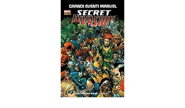 Secret Invasion (Grandi Eventi Marvel) (Italian Edition ...