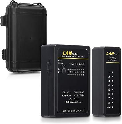InLine 79998A cavo di rete tester
