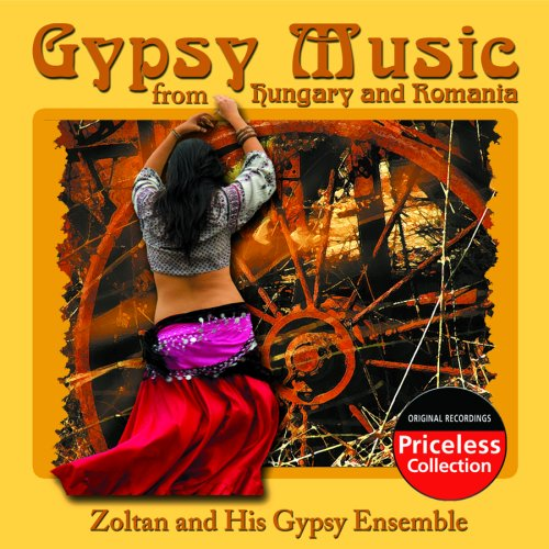 - Gypsy Music From Hungary And Romania