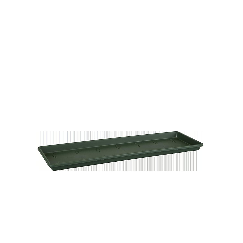 Elho 3510285736000 60 cm Green basics Balcony Trough Coaster - Green