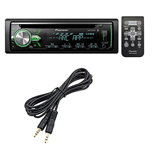 Review Pioneer DEH-X4900BT CD Receiver