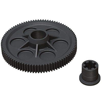 ARRMA Spur Gear 91T 48DP 4x4 Mega, ARAC9245: Toys & Games
