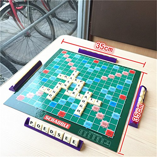 ShungHO Travel Scrabble Game Toy