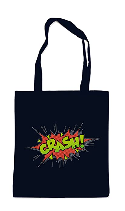 Crash Comic Bolsa Negro Certified Freak: Amazon.es: Zapatos ...