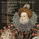 BYRD. The Great Service. Cardinall's Musick, Carwood